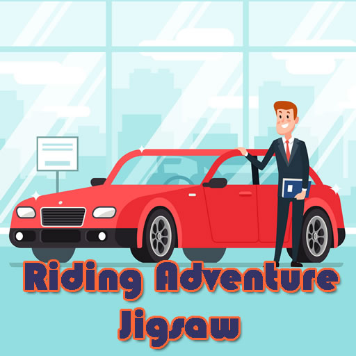 Riding Adventure Jigsaw