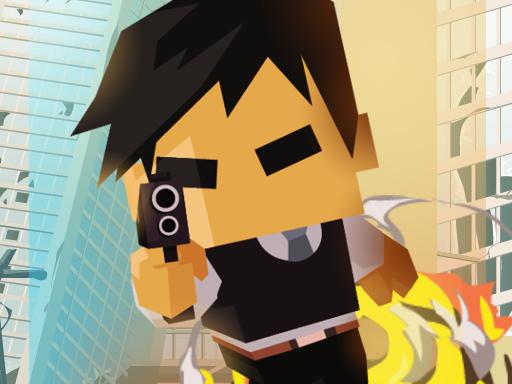 Hitman Rush online hra