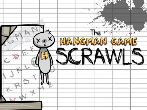 The Hangman Game Scrawl online hra