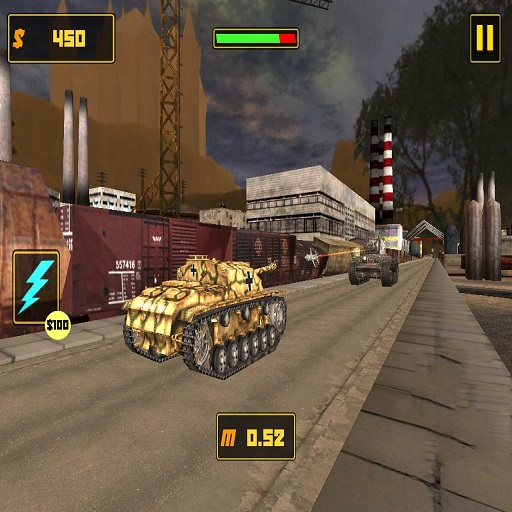 War Machines: Tank Battle : Tank Fight