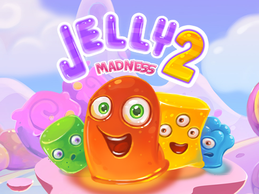 The Jellies are back for a new jellicious match adventure Take out the Fat Ninja Fast and Eating Jellies Enjoy