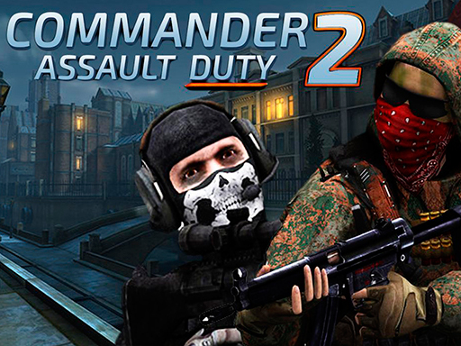 Commander Assualt Duty 2
