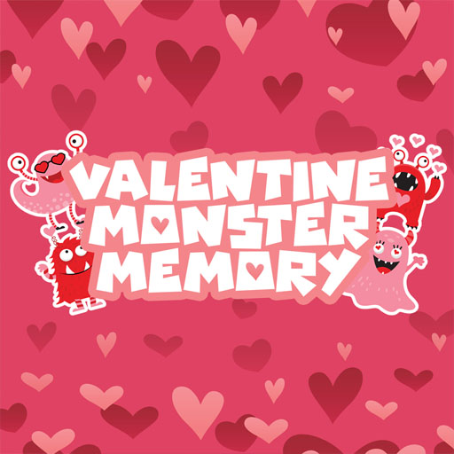 Valentine Monster Memory