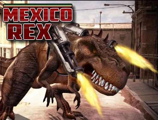 Mexico Rex game