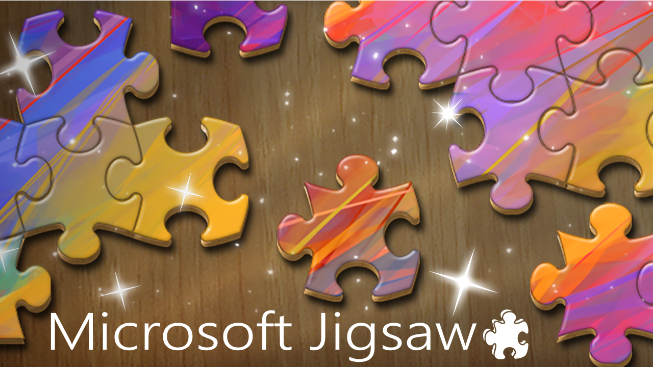 Image Microsoft Jigsaw