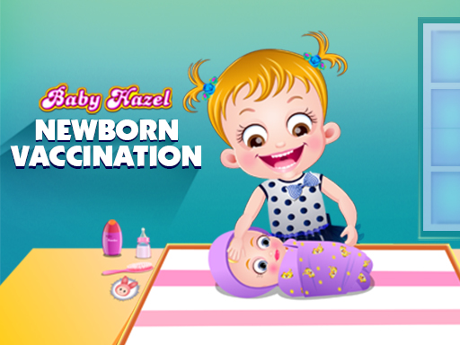 Baby Hazel Newborn Vaccination game
