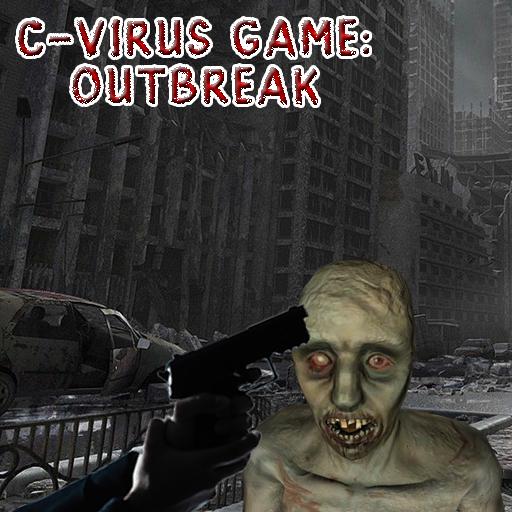 C Virus Game: Outbreak