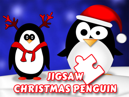 Christmas Penguin Puzzle
