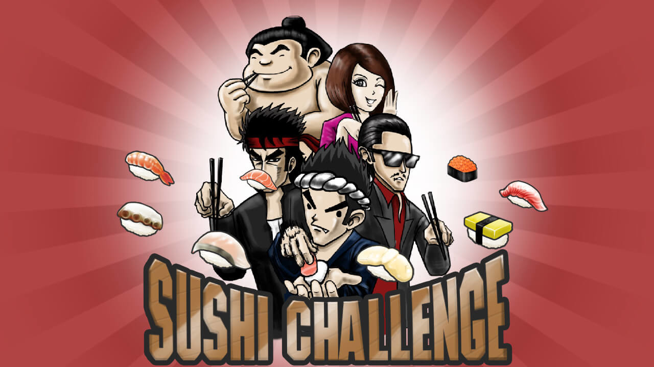 Image Sushi Challenge jogo