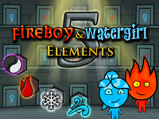 Fireboy and Watergirl 5 ...