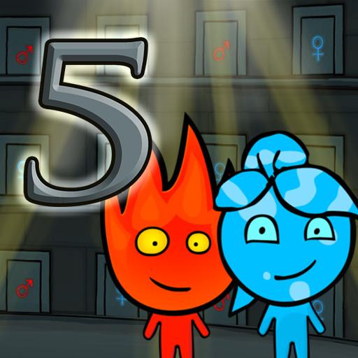 Ateş ve Su 5 Oyna