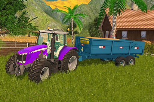 Aperçu du jeu FARMING SIMULATOR GAME