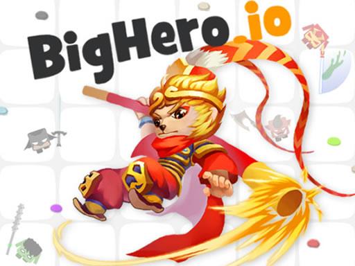BigHero.io online hra