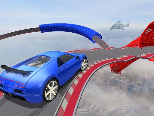 Impossible Stunt Race & Drive