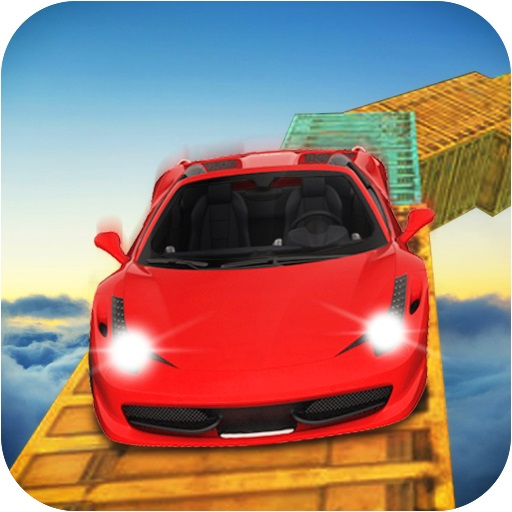 Impossible Stunt Race and Drive