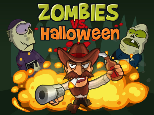 Zombies Vs Halloween online hra