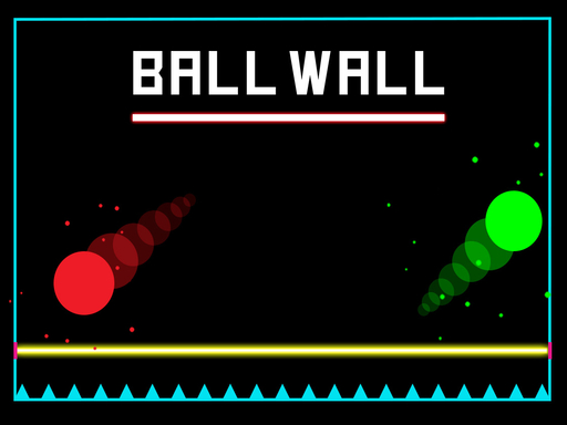 Ball Wall online hra