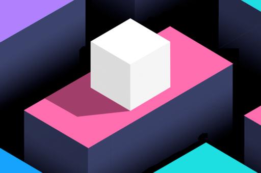 Cube jump en ligne