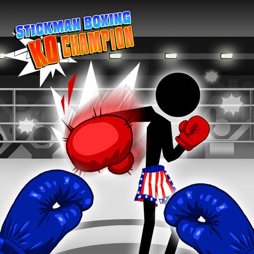 Stickman Boxing KO Champion