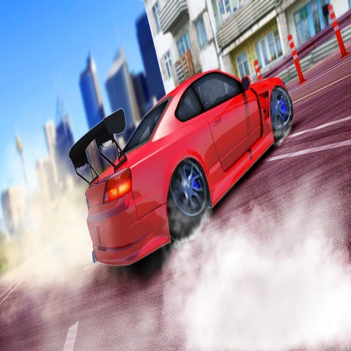 High Speed Fast Car : Drift  and  Drag Racing game