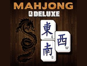 Mahjong Deluxe online hra