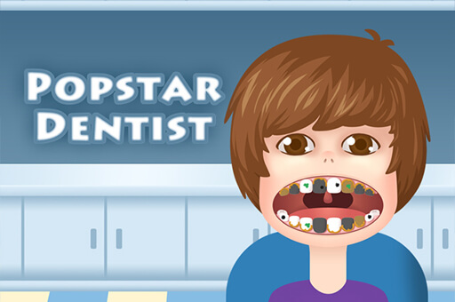 Pop star dentiste