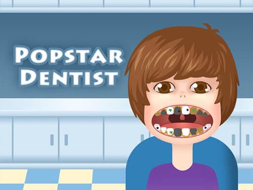 Pop Star Dentist online hra