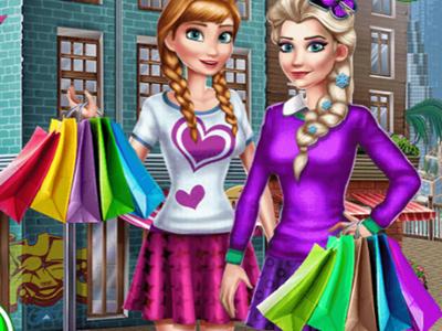 Princesses Mall Shopping