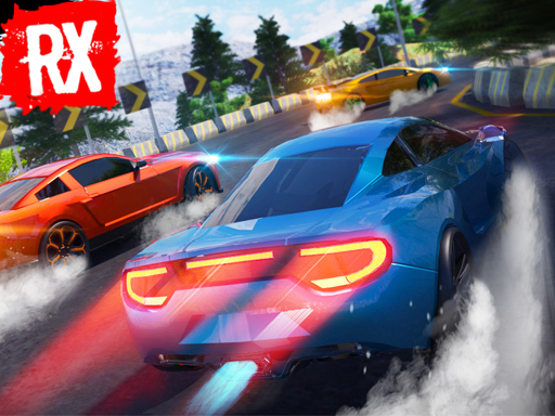 Extreme Asphalt Car Racing game