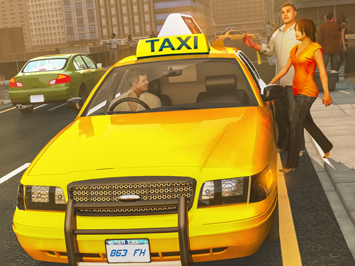Taxi Driver Simulator online hra