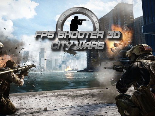 FPS Shooter 3D City Wars online hra
