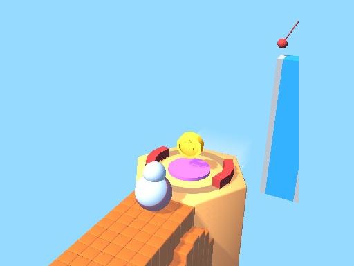 Balls Rotate 3D