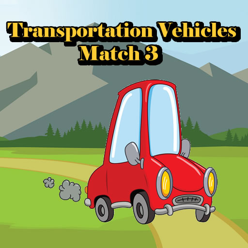 Transportation Vehicles Match 3