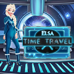 Elsa Zaman Yolculuğu