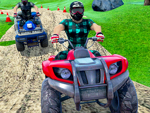 ATV Quad Bike Simulator 2020 Bike Racing Games