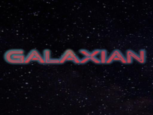 Galaxian online hra