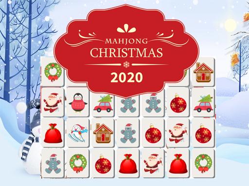 Christmas Mahjong ...