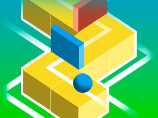 Colour Zigzag online hra