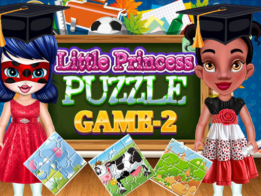 Little Princess Puzzle Game 2