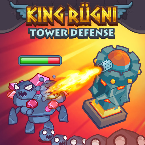 King Rugni Tower Defense