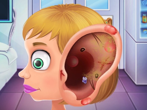 Ear Doctor online hra