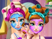 Frozen College Real Makeover