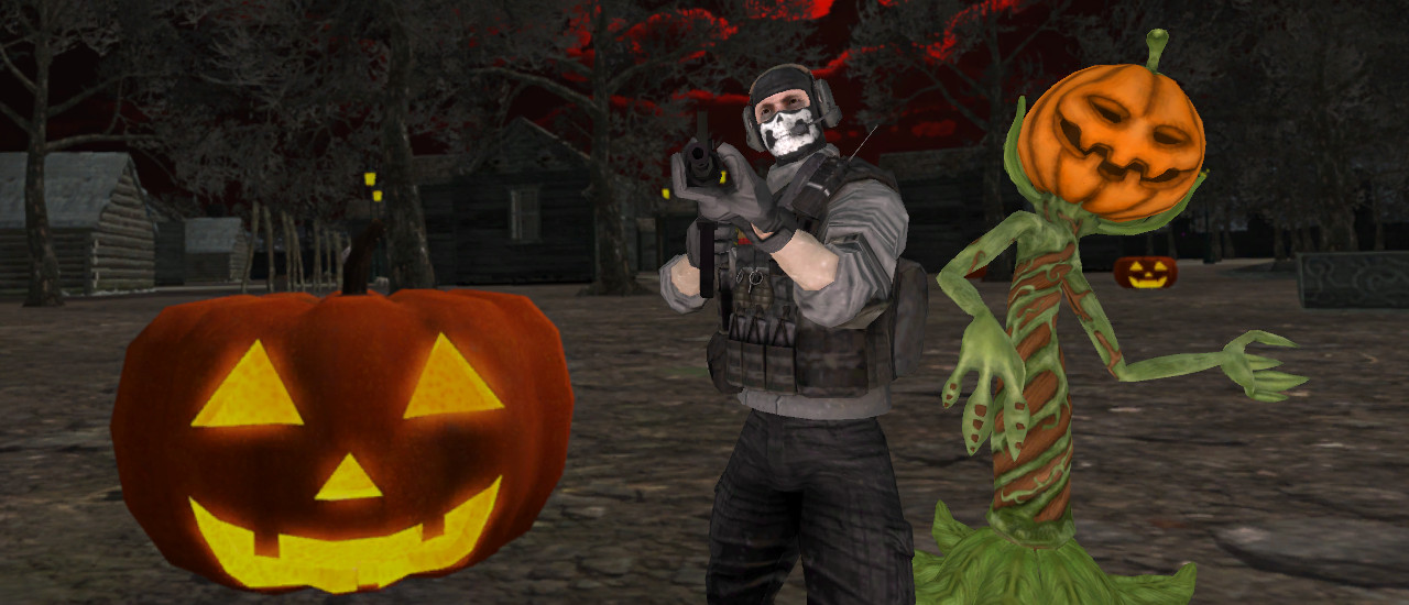 Halloween Survival 360