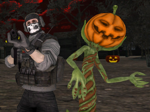 Halloween Survival game