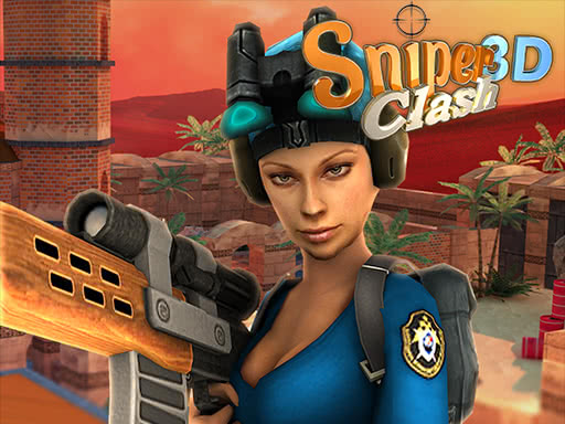 Sniper Clash 3D game