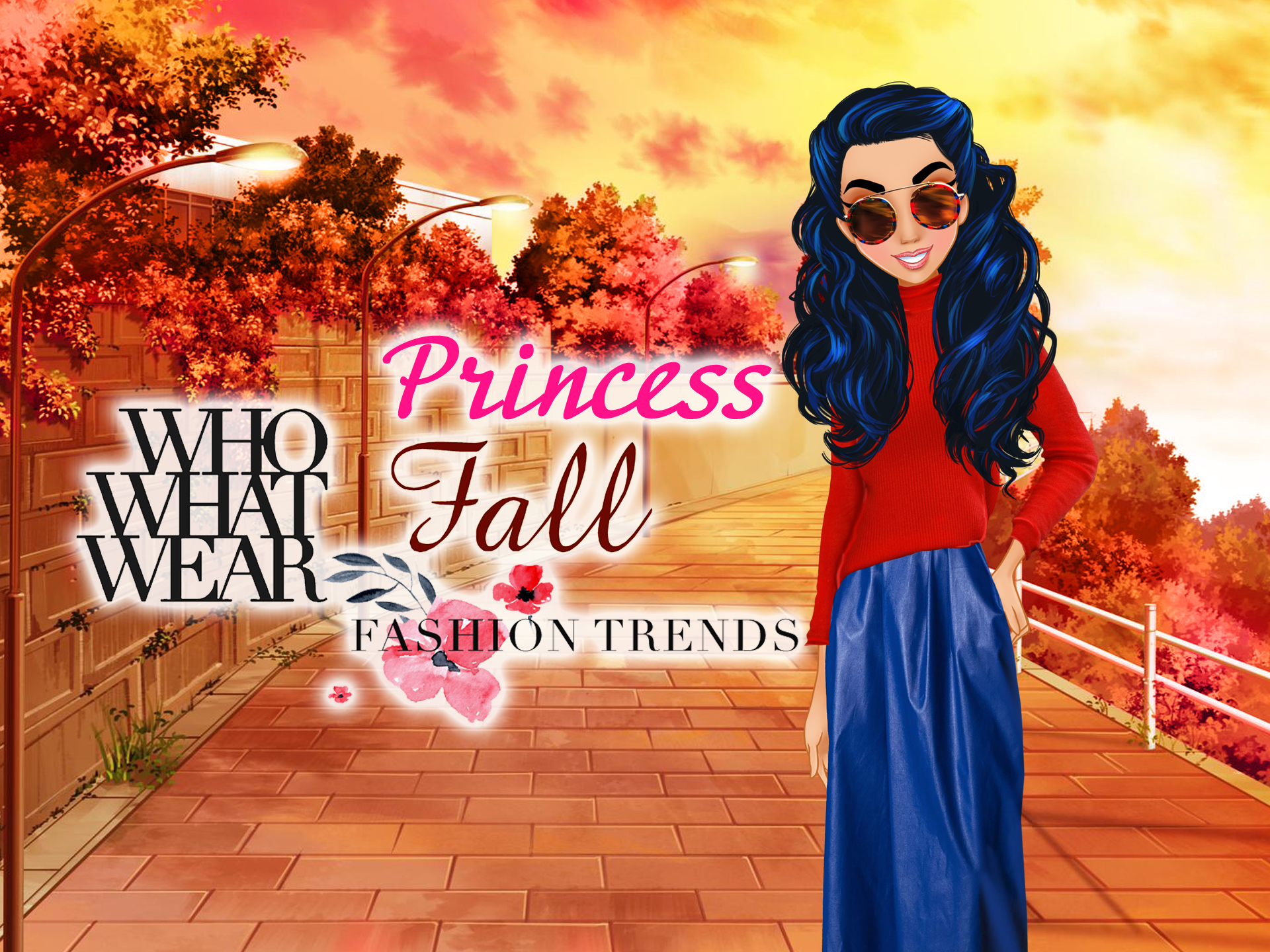 Who What Wear - Princess Fall Fashion Tr online hra