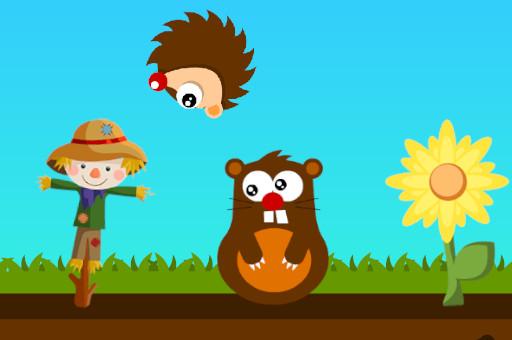 Jumpy Hedgehog Game