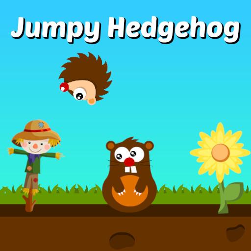 Image Jumpy Hedgehog