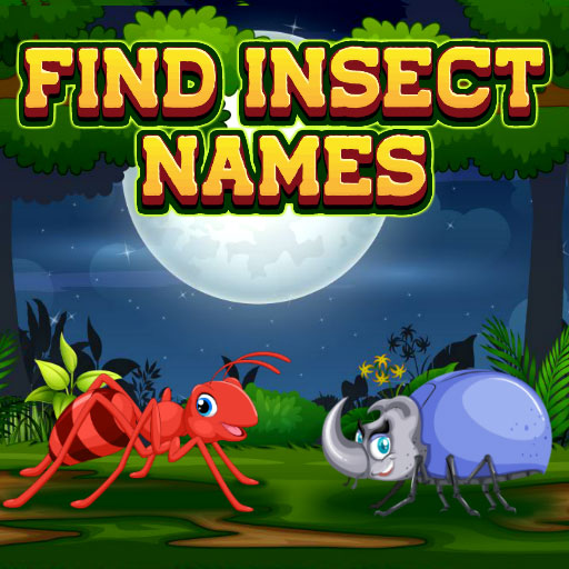 Find Insects Names