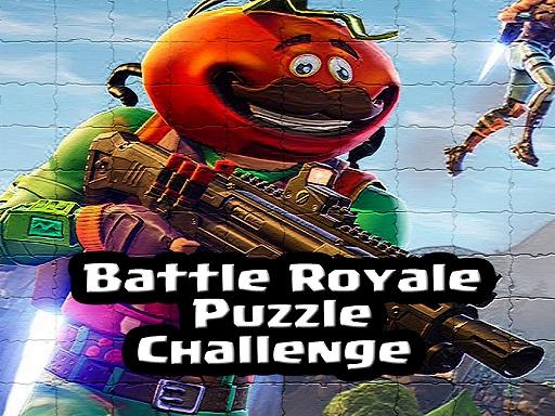 Battle Royale Puzzle Challenge game
